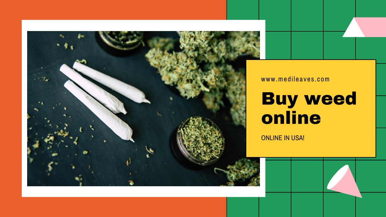 Buy weed, hashish and cannabis online!