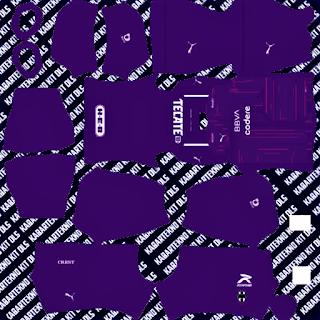 Rayados Monterrey GK Kits 21/22