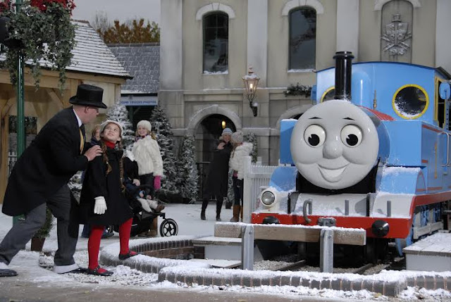 Thomas Land Drayton Manor - To Become Mum