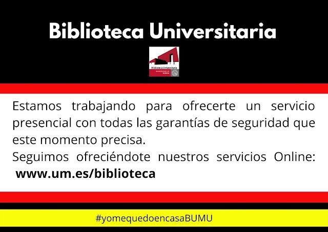 La BUMU informa