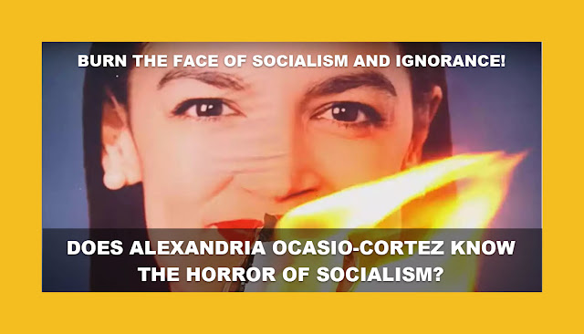 Memes: BURN THE FACE OF SOCIALISM AND IGNORANCE!