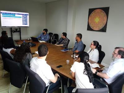 Treinamento ministrado aos empregados do DEINF permitirá maior agilidade na disponibilização e recuperação das publicações científicas da CPRM