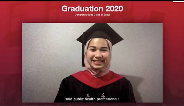 Kisah Mahasiswi Indonesia yang Berpidato di Wisuda Harvard