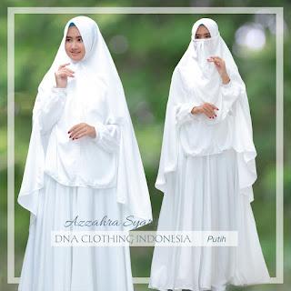 gamis DNA Hijab