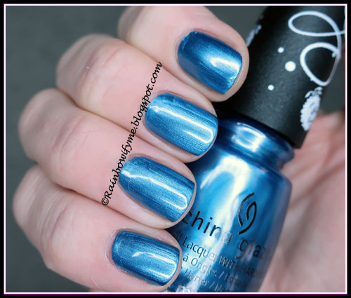 China Glaze ~ Me Ate Santa's Cookies