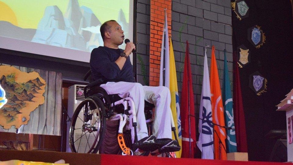 Bapak Handry Satriago, CEO General Electric Indonesia