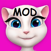 Download My Talking Angela Mod Apk