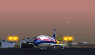 Pesawat Sriwijaya Air - GTAind - Mod GTA Indonesia