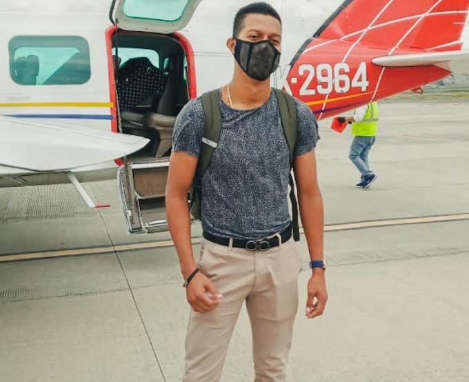 Jhon Narváez ya está en Colombia: El zaguero, rumbo a Ibagué para unirse al DEPORTES TOLIMA