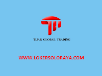 Lowongan Kerja Solo Sales Eksekutif di Tijar Global Trading