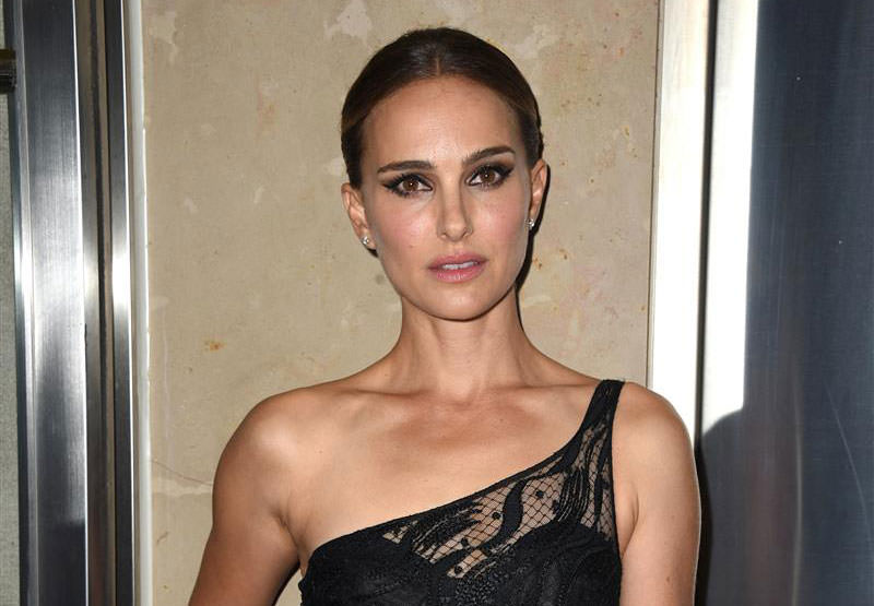 Natalie Portman goes sheer for the Lucy in the Sky TIFF premiere