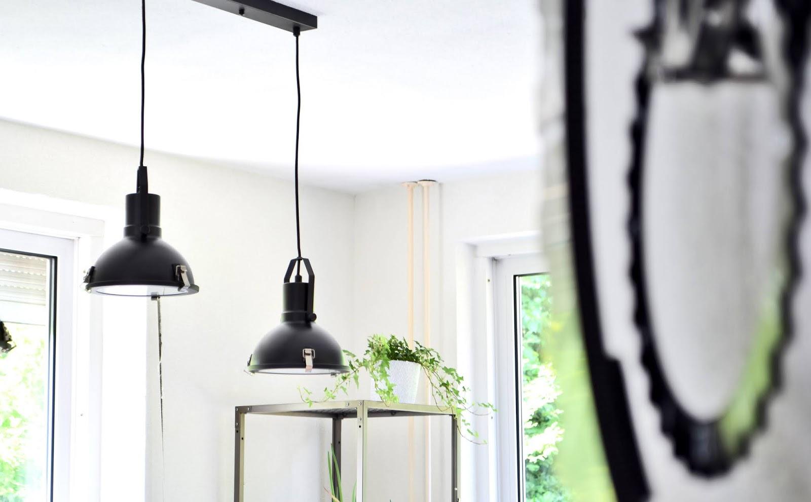 Lampy w poszczególnych pomieszczeniach