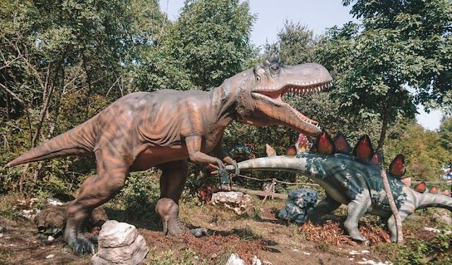 DinoPark, Jurssic Park, Park Dinozaurów