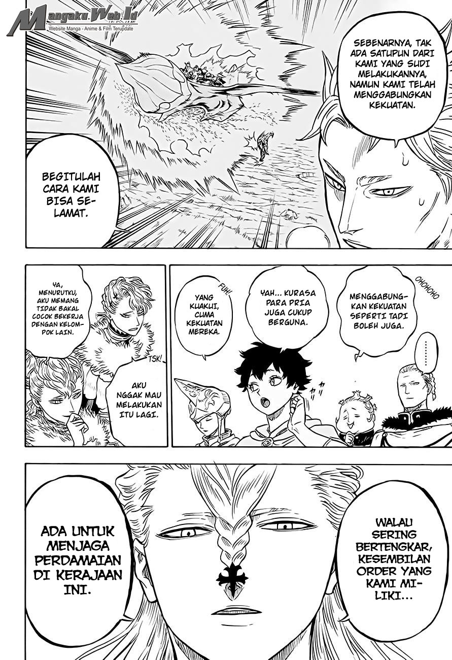 Manga Black Clover Chapter 34 bahasa indonesia