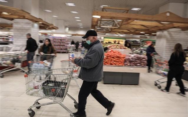 Κορωνοϊός - Σούπερ μάρκετ: Διευρύνεται το ωράριο από την Πέμπτη - Τι ισχύει για τις αγορές σας