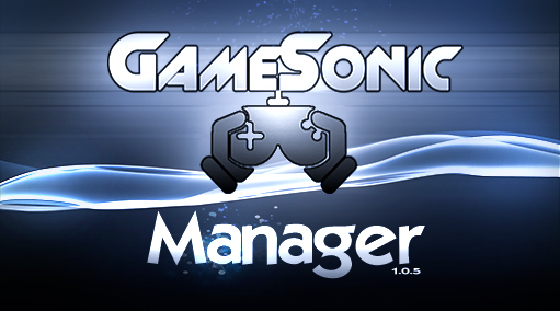 gamesonic manager 4.75
