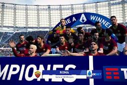 New Gate & Winner Platform Serie A + UPDATE - PES 2017