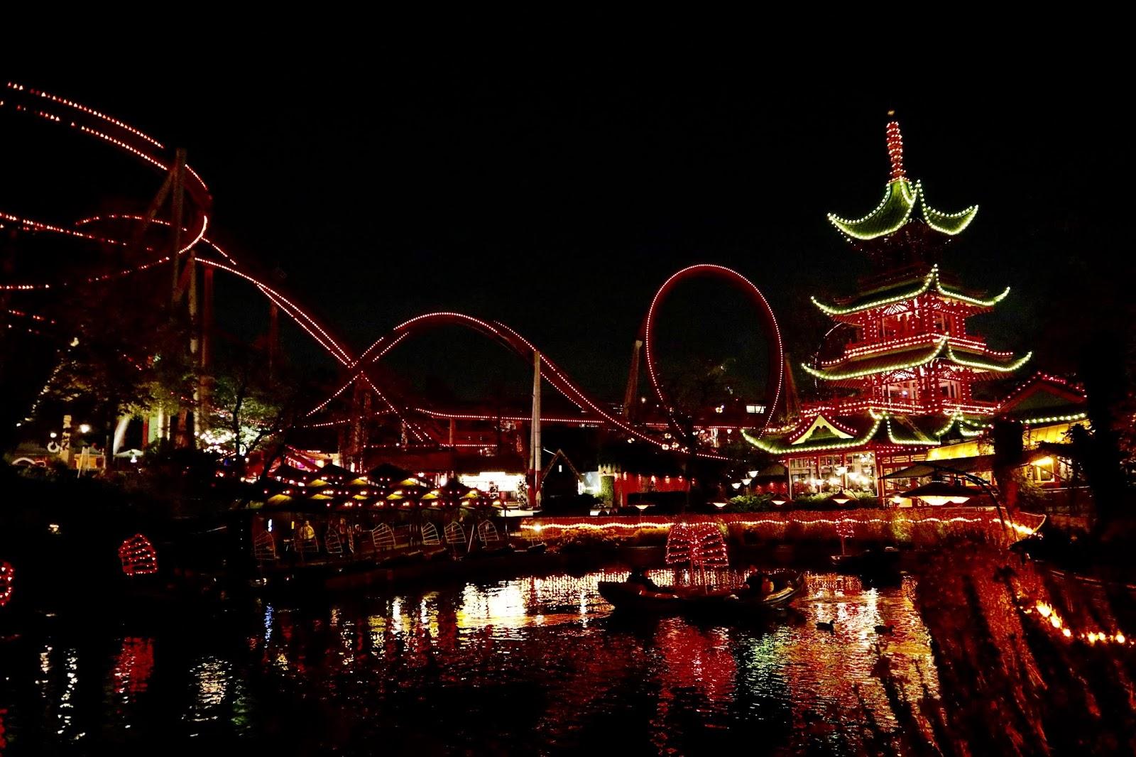 theme park in Copenhagen