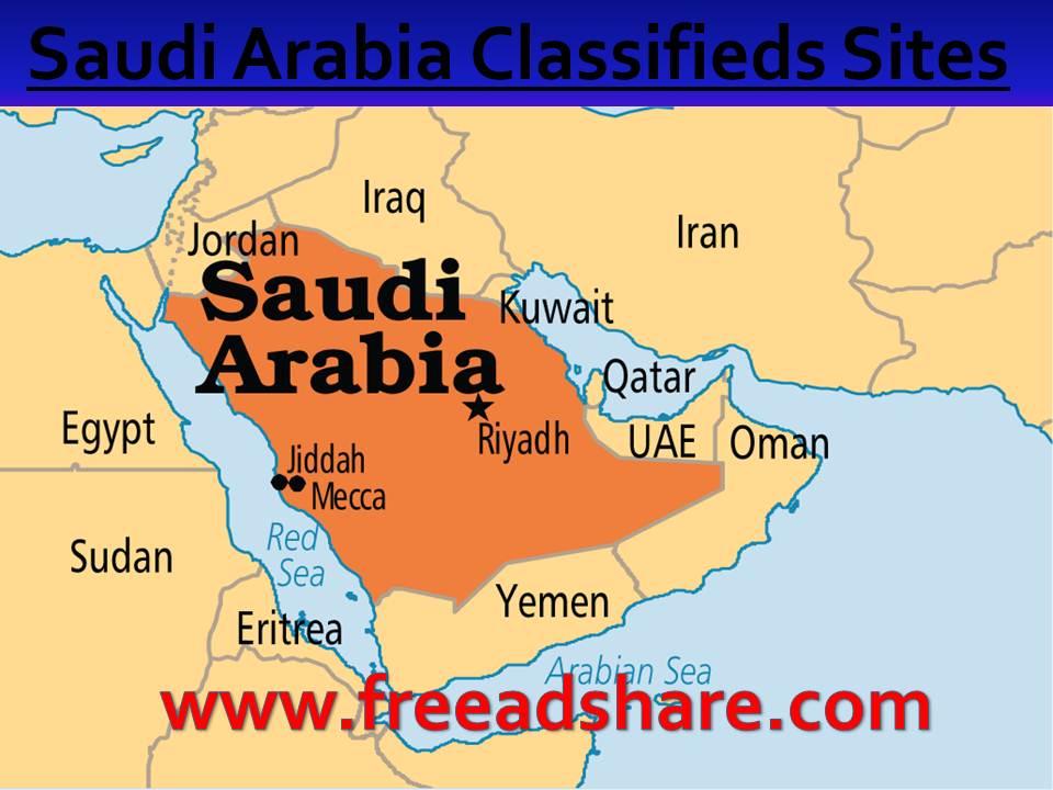 List of Best 50 Saudi Arabia Classifieds Sites | Post Free