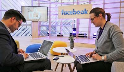 فيس تطلق facebook at work