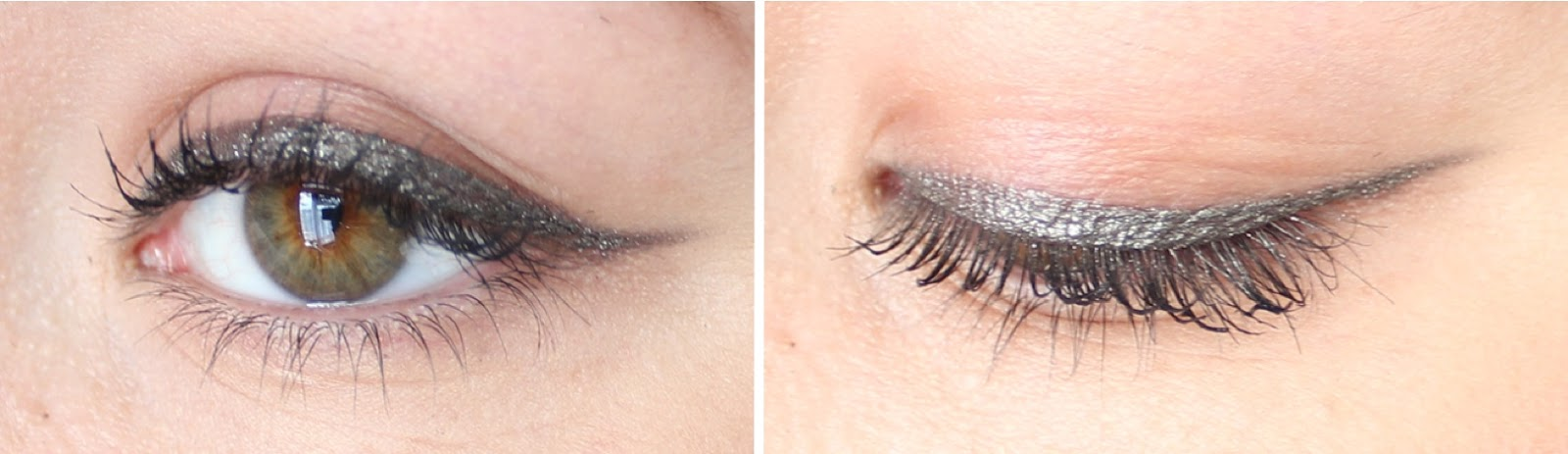 L'Oreal Infallible Eye Paint Iconic Silver swatch