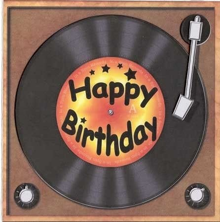 musical birthday images