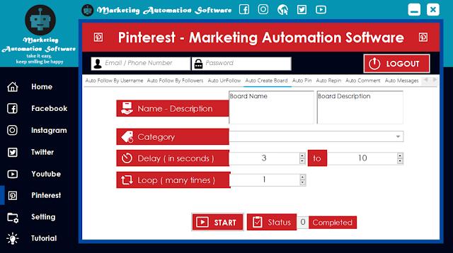 Cara Cepat Membuat Board di Pinterest Secara Automatis