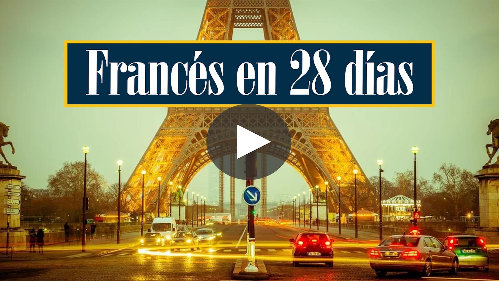 Aprende Francés en 28 días