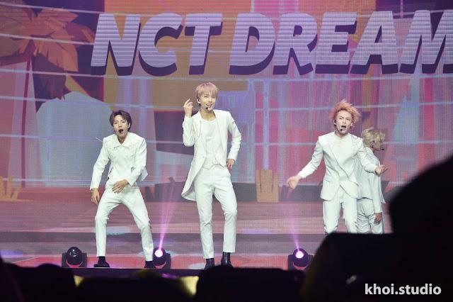 NCT DREAM (SM Town) dự sự kiện của LOTTE tại Đà Nẵng