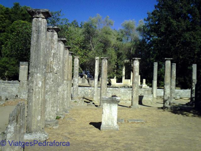 Grècia clàssica, arqueologia de Grècia