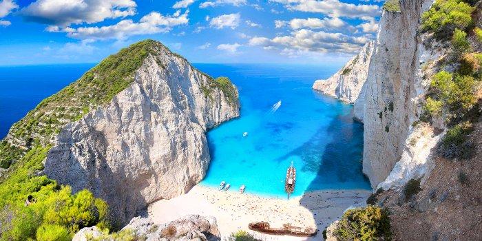 Guida turistica completa dell'isola di Zante, Grecia