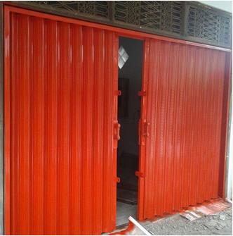 toko baja ringan kudus meratani karya jepara jual pintu folding gate terjamin