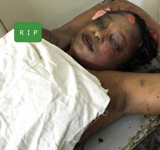 nigerian lady murdered russia