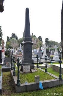 James S. Lowry  Cementerio Británico Uruguay Fútbol Fray Bentos visitas guiadas