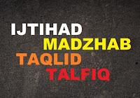 Pengertian Talfiq dan Dasar Hukum Talfiq