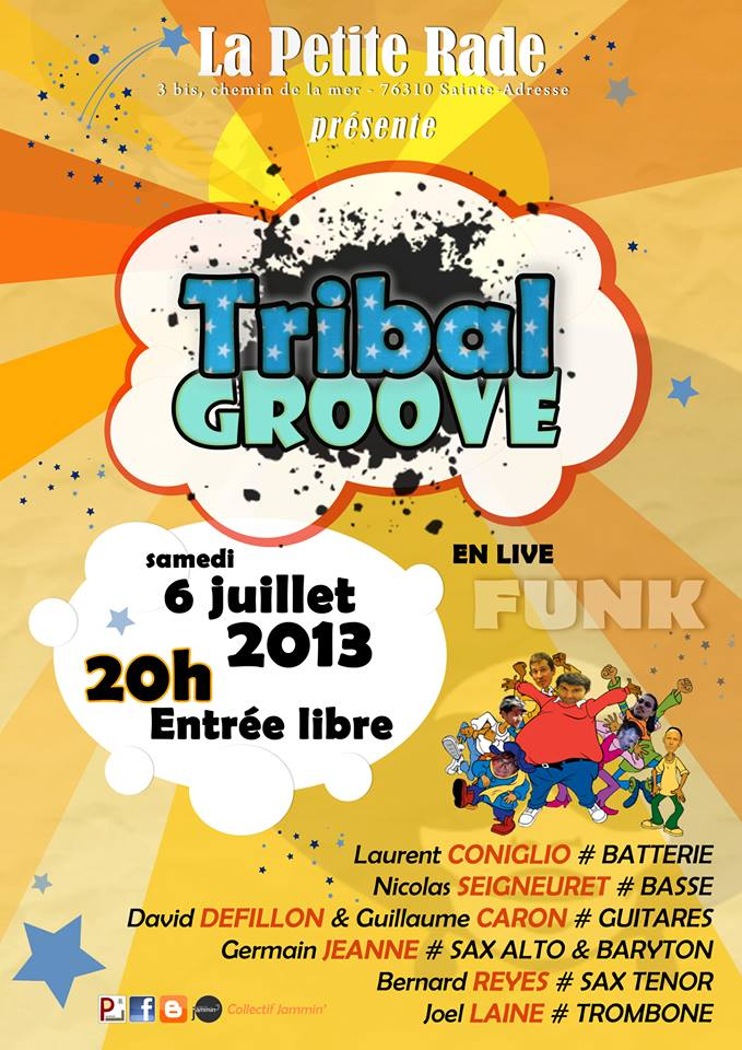 tribal-groove-collectif-jammin-concert-le-havre