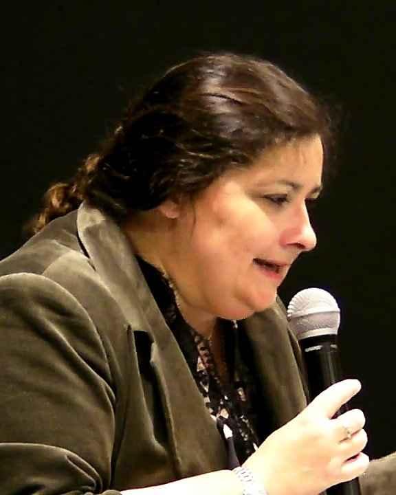 professora Cécile Vaissié, da Universidade de Rennes 2, especializada em Estudos Soviéticos e Pós-Soviéticos