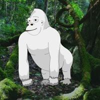 WowEscape-Hunted Gorilla …