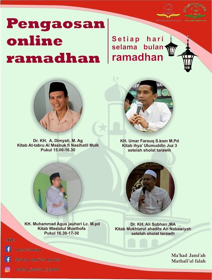Pengaosan Online Ramadhan