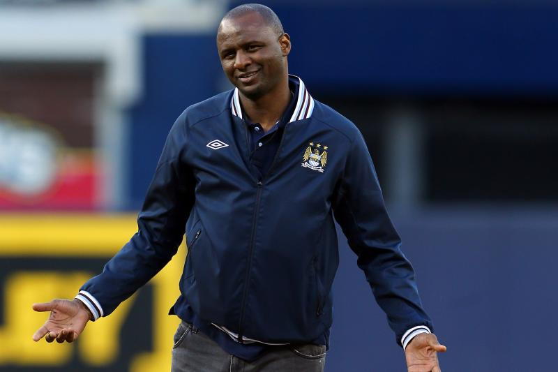 Former World Cup winner Patrick Vieira: Soccer will be the top US sport 'in a few years'