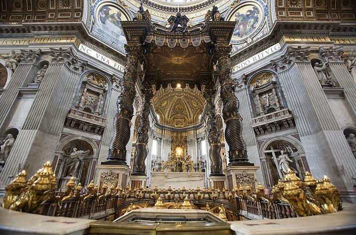 Melihat Kemegahan Basilika St. Peter di Vatikan