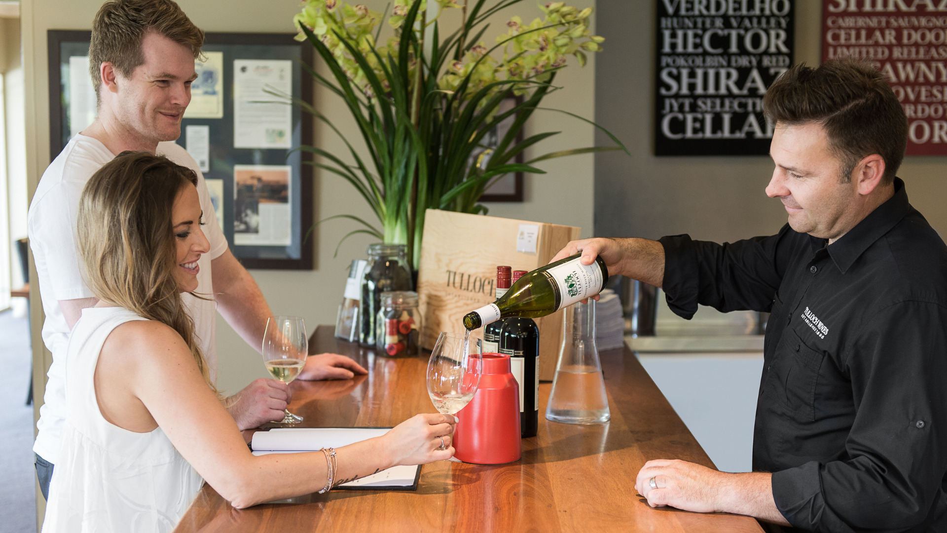 hunter valley wine tasting tours