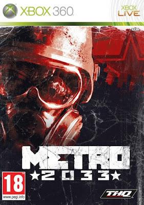 یاری بۆ ئێكس بۆكس Metro 2033 xbox 360 torrent