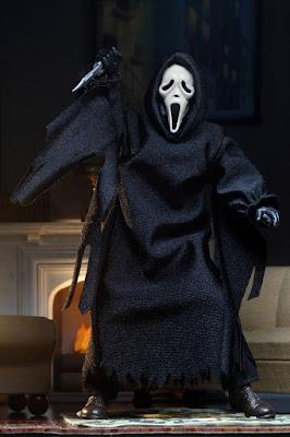 La nueva figura de Ghostface saldrá a la venta en julio
