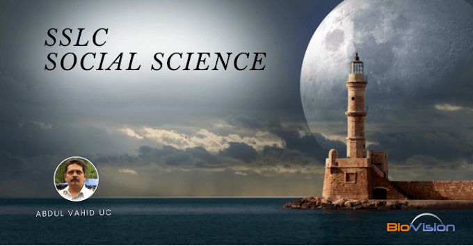 SSLC SOCIAL SCIENCE WORKSHEETS - ONLINE CLASS BASED ON 3/8/2020 AND 7/8/2020