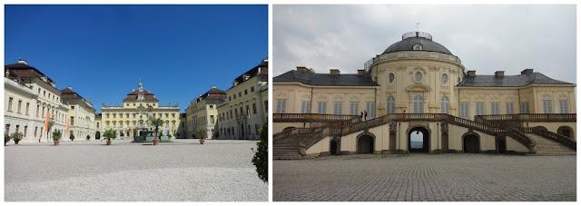 Schloss Ludwigsburg e Schloss Solitude - 2 palácios para conhecer perto de Stuttgart