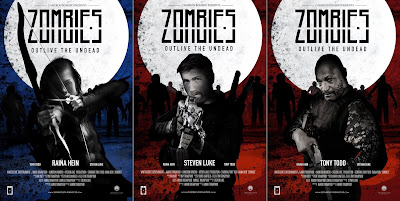 Zombies (character posters)