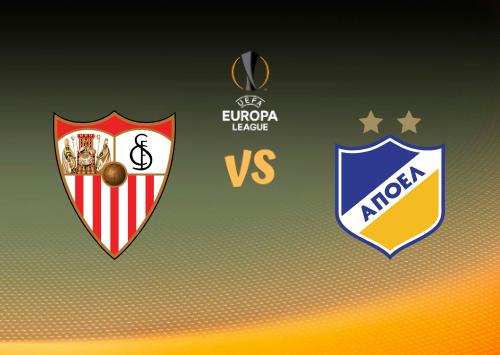 Sevilla vs APOEL  Resumen