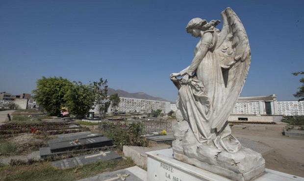 Día de Todos los Santos: cementerios El Ángel y Presbítero Maestro permanecerán cerrados