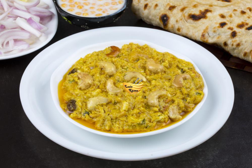 Makhane ki Sabzi Recipe in Hindi